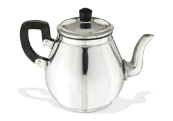 Tea Pot with one side Bakelite handle