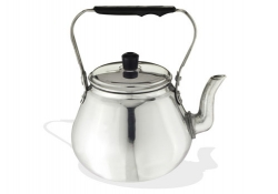 Tea Kettle with one upper Bakelite handle