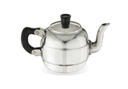 <strong><strong><strong>Tea Pot with one side Bakelite handle</strong></strong></strong>